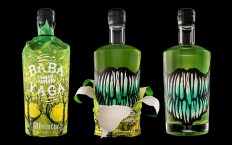 FPO: Baba Yaga Absinthe Packaging