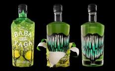 FPO: Baba Yaga Absinthe Packaging