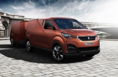 Peugeot Foodtruck Concept - Car Body Design