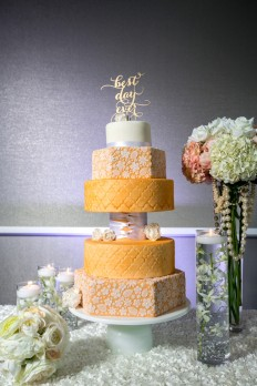 How To Design Your Wedding Cake - Every Last Detail