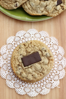 Andes Chocolate Chip Cookies - Whats Cooking Love?