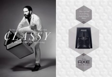 Axe Black: Classy | Ads of the World™