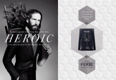 Axe Black: Heroic | Ads of the World™