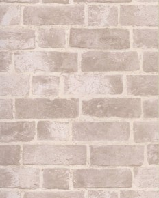 He1045 Wallpaper Brick Faux Texture - Industrial - Wallpaper - by The Fabric Co