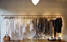Lotus- Feature Wall Clothing Store | Pressed Tin Panels