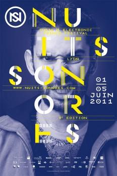 Nuits Sonores / Fernando Suarez on Inspirationde