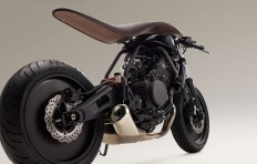 Horse-Inspired ? Root Motorcycle by Yamaha on