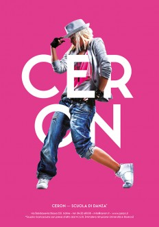 Ceron Dance School - Posters Design on