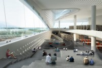 Architecture Photography: Dalian Library / 10 Design - Dalian Library (206717) - ArchDaily