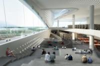 Architecture Photography: Dalian Library / 10 Design - Dalian Library (206717) - ArchDaily