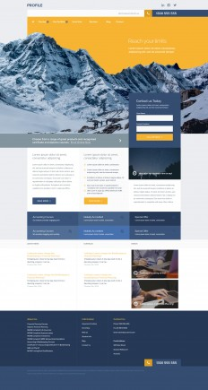Free_PSD_website_Template.jpg by Blaz Robar
