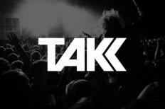 TAKK_logo in Typography