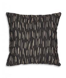 "OFS™ 16"" x 16"" Monroe Black Lines Decorative Pillow - $17.05 | onlinefabricstore.net"