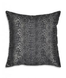 "OFS™ 16"" x 16"" Sovalee Platinum Snakeskin Decorative Pillow - $16.95 | onlinefabricstore.net"