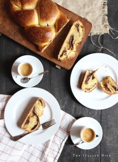 The Italian Dish - Posts - Chocolate Cinnamon Babkallah
