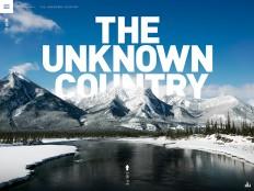 Wild Canada iOs App on