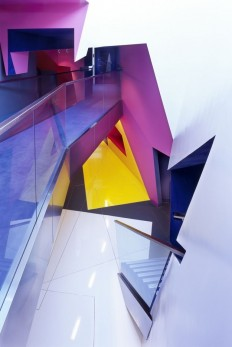 Birkbeck College by Surface Architects on Inspirationde