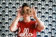 Analog Photography by Caroline Sauvage