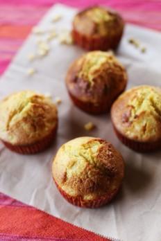Corn Muffins - Ang Sarap