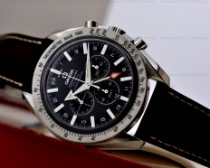 European Watch Company: Omega Speedmaster Broad Arrow GMT