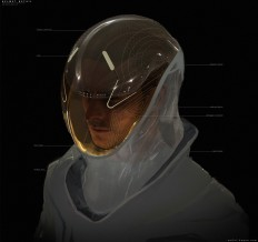 ArtStation - Space suit, Saiful Haque