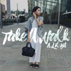 Take a Walk A Lil Bit on Inspirationde