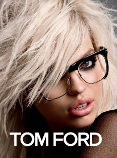 Daphne Groeneveld by Inez & Vinoodh for Tom Ford S/S 2015 on Inspirationde