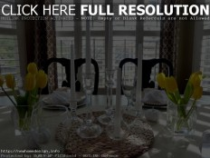 Dining Table Centerpieces For Yours - New Home Design : New Home Design