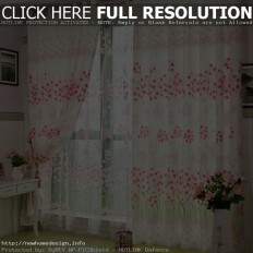 Comfortable Dining Room Curtains - New Home Design : New Home Design