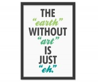 "Designspiration — Typeverything.com The ""earth"" without ""art"" is... - Typeverything"
