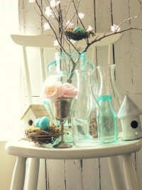 decor / Craftberry Bush: Welcoming Spring...
