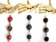 slave bracelet Hand Bracelet Hand Jewelry slavering by selenayy