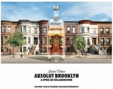 ABSOLUT - BROOKLYN | LE BOOK