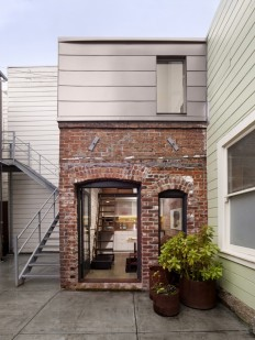 This Old Laundry Boiler Room Has Been Transformed Into A Guest Apartment on Inspirationde