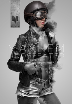 V MAHYEM UNDEFEATED | POSTERS on Inspirationde