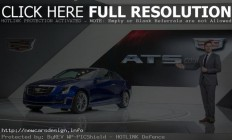2015 CADILLAC ATS-V concept review - New Cars Gallery Design : New Cars Gallery Design