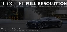 2016 Cadillac CT6 redesign view - New Cars Gallery Design : New Cars Gallery Design