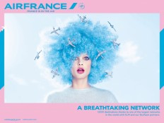 Adeevee - Air France: France is in the air