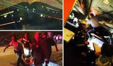Philadelphia train derailment claims five - Google Search