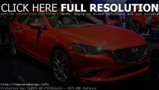 2016 Mazda 6 all review - New Cars Gallery Design : New Cars Gallery Design