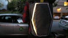 brakepack by artefact solves the failed dialogue between cyclists and motorists