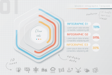Modern Infographic Templates Bundle on