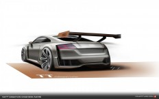Audi TT clubsport turbo concept - Fourtitude.com