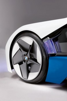 Interview with BMW Vision EfficientDynamics designers