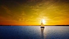 Seascape Sunset - Photography Wallpapers