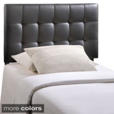 Emily Button-tufted Twin-size Headboard - Overstock™ Shopping - Big Discounts on Modway Headboards