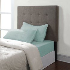 Jameson Grey Twin Headboard - Overstock™ Shopping - Great Deals on Kids' Beds