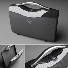 G3 Carbon Fiber Attaché Case by Nikoladesign | My Style | Pinterest