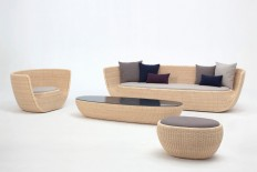 Fruit Bowl Collection by Japanese designer Hiroomi Tahara