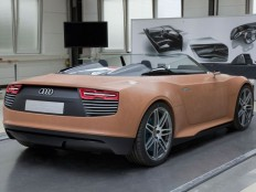 Audi E-Tron in Clay | Mock-Up | Pinterest
